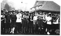 Image of Women's Dipsea Hike, 1920                                                                                                                                                                                                                                - Print, Photographic