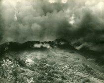 Image of Fire on Mt. Tamalpais, 1929
