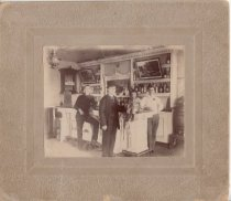 Image of The Louvre Bar, 1900                                                                                                                                                                                                                                           - Print, Photographic