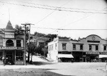 Image of The Keystone Building block, circa 1910                                                                                                                                                                                                                    - Print, Photographic