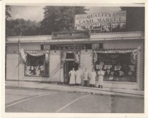 Image of Quality Market, date unknown                                                                                                                                                                                                                                   - Print, Photographic