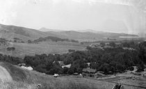 Image of Early view of Mill Valley, date unknown