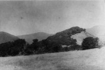Image of Hill above Cornelia and Lovell Ave circa 1889