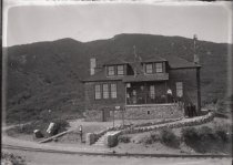 Image of West Point Inn, circa 1904                                                                                                                                                                                                                                - Print, Photographic