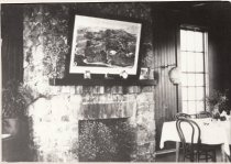 Image of West Point Inn Dining Room circa 1908                                                                                                                                                                                                                     - Print, Photographic