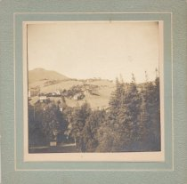Image of Mill Valley & Summit School, 1904                                                                                                                                                                                                                         - Print, Photographic