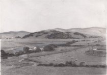 Image of View from Corte Madera Grade, circa 1900                                                                                                                                                                                                                - Print, Photographic