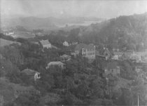 Image of View of Mill Valley, circa 1919 - Print, Photographic
