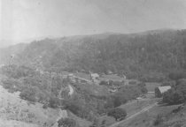 Image of View of Lovell Avenue and Throckmorton Avenue, circa 1903 - Print, Photographic