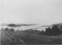 Image of View of Richardson Bay, circa 1915 - Print, Photographic