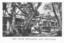 Image of Outdoor Art Club, 1920                                                                                                                                                                                                                                         - Print, Photographic