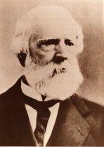 Image of Samuel R. Throckmorton, circa 1865                                                                                                                                                                                                                         - Print, Photographic