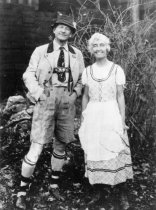 Image of Ruth and Ralston White, 1936                                                                                                                                                                                                        - Print, Photographic