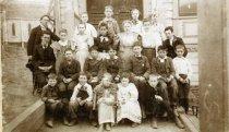 Image of Summit School Class, Photo, 1894                                                                                                                                                                                                                               - Print, Photographic