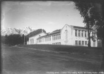 Image of Old Mill School, 1922                                                                                                                                                                                                                                          - Print, Photographic