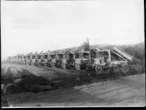 Image of Construction of Panoramic Highway, 1930s                                                                                                                                                                                                                       - Print, Photographic