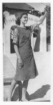Image of Tamalpais High School Student Model, circa 1963                                                                                                                                                                                                                - Print, Photographic