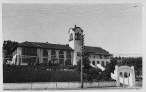 Image of Tamalpais High School, date unknown                                                                                                                                                                                                                            - Print, Photographic