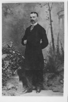 Image of Benjamin Lyford M.D., date unknown                                                                                                                                                                                                                        - Print, Photographic