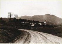 Image of Tamalpais High School from Almonte Blvd, 1916                                                                                                                                                                                                        - Print, Photographic