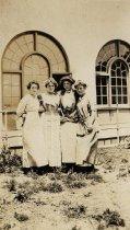 Image of Tamalpais High School students, circa 1913                                                                                                                                                                                                                 - Print, Photographic