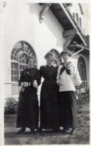 Image of Tamalpais High School students, circa 1914                                                                                                                                                                                                                 - Print, Photographic