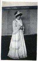 Image of Tamalpais High School student in Marguerite Merington's Play, 1914                                                                                                                                                                                         - Print, Photographic