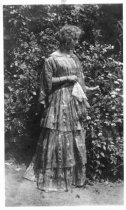 Image of Tamalpais High School student Karin Lundquist Connelly, circa 1914                                                                                                                                                                                         - Print, Photographic