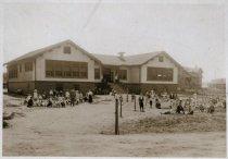 Image of Tamalpais Park School, 1910                                                                                                                                                                                                                                    - Print, Photographic