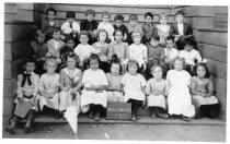 Image of Park School Class Photo, 1911                                                                                                                                                                                                                              - Print, Photographic