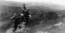 Image of Hikers from the California Alpine Hiking Club, 1923                                                                                                                                                                           - Print, Photographic