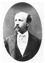Image of Samuel R. Throckmorton, date unknown                                                                                                                                                                                                                           - Print, Photographic
