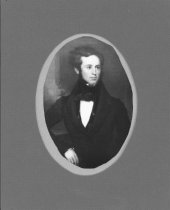 Image of Samuel Reading Throckmorton, circa 1833                                                                                                                                                                                                                        - Print, Photographic