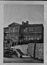 Image of Summit School, 1918                                                                                                                                                                                                                                            - Print, Photographic