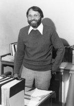 Image of John Tweedie, circa 1980                                                                                                                                                                                                                                       - Print, Photographic