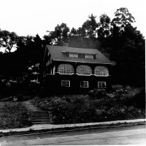 Image of The Huntoon Residence on Buena Vista Avenue, date unknown                                                                                                                                                                                                  - Print, Photographic