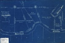 Image of Portion of Map No. 7 Surveyed by A.D. Avery, 1906. Mill Valley, Calif.                                                                                                                                                                                         - Maps