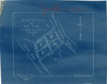 "Image of Subdivision ""a"", Lot 143. T.L. & W. Company Map 5., 1906                                                                                                                                                                                                       - Maps"