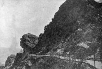 Image of Profile Rock, circa 1900                                                                                                                                                                                                                                       - Print, Photographic
