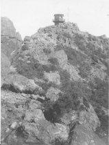 Image of Mt. Tamalpais, the Marine Exchange,  circa 1900                                                                                                                                                                                                                - Print, Photographic