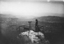 Image of Summit of Mt. Tamalpais, East Peak, circa 1900                                                                                                                                                                                                                 - Print, Photographic