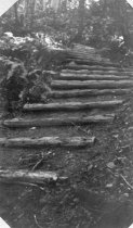 Image of Ben Johnson Trail, circa 1936                                                                                                                                                                                                                                  - Print, Photographic