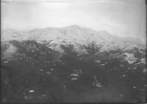 Image of Snow on Mt. Tamalpais, 1922                                                                                                                                                                                                                                    - Print, Photographic