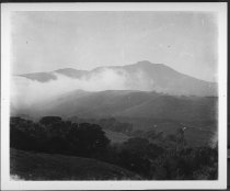 Image of View of Mt. Tamalpais, date unknown                                                                                                                                                                                                                        - Print, Photographic