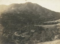 Image of View of Mt. Tamalpais , circa 1910-1914                                                                                                                                                                                                                    - Print, Photographic