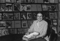 Image of Kathryn Burckhardt,  1980                                                                                                                                                                                                                                      - Print, Photographic
