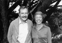 Image of Dick and Marian Vittitow, 1980                                                                                                                                                                                                                             - Print, Photographic