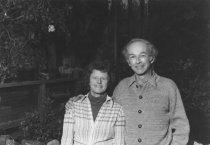 Image of Alan and Ruth Barnett, 1980