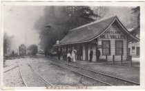Image of Eastland-Mill Valley Station, circa 1899