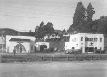 Image of Miller Avenue at Montford Avenue, circa 1940                                                                                                                                                                                                                   - Print, Photographic